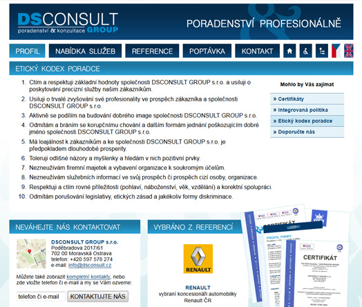 DS CONSULT GROUP